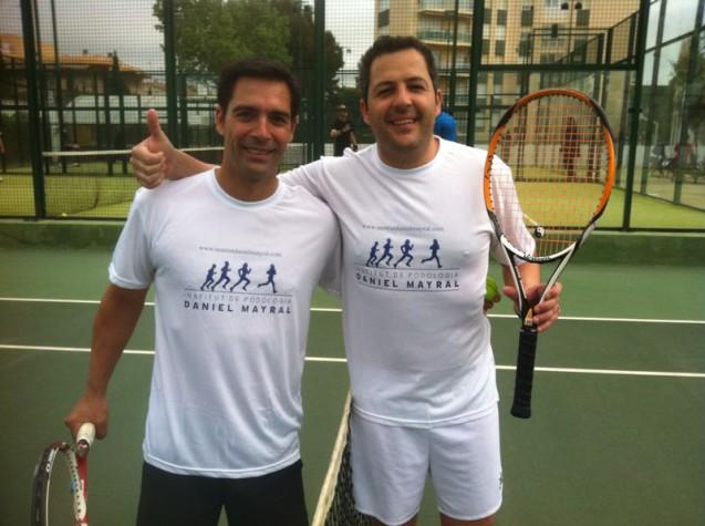 Tennis en el Club deportivo  Roda de Barà
