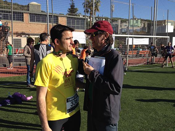 Entrevista de Slow Foot Team a Daniel Mayral