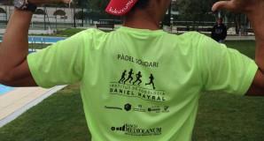 Camiseta solidaria torneig padel