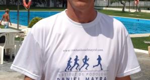 Organitzador de eventos de la camiseta